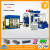 QT10-15 hollow and solid brick making machines / automatic block making machine price list