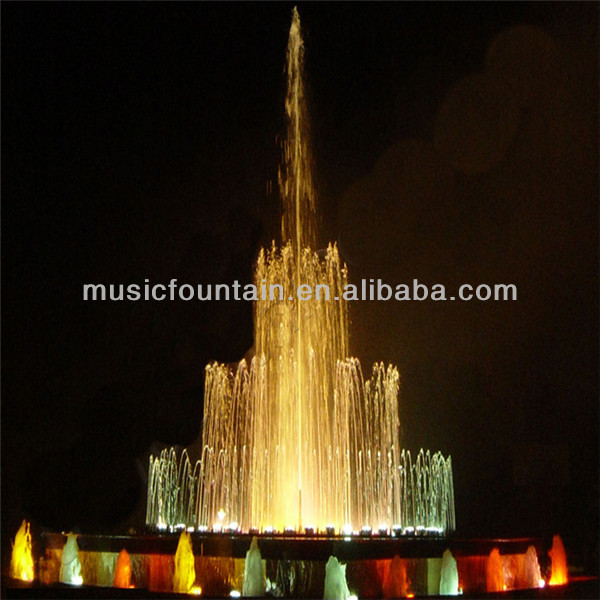 otdoor customized entertainment big garden fountain
