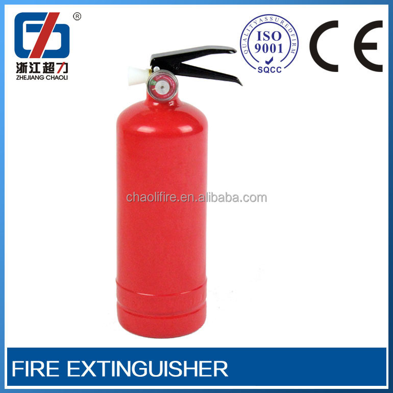 China manufacture rechargeable fire extinguisher