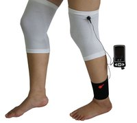 TENS EMS Therapy Massage Warm Knee Pads