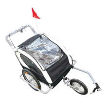 2018 China Bike Stroller 3 Wheels Jogging Dog Pet Trailer