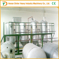 Professional Manufacturer of Cooking Oil/Soybean Oil Plant in China