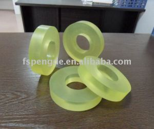 High performance Polyurethane Friction Disc for Spindle Capper