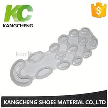 Factory price black unisex invisible air cushion shoe pad For shoes lifts food processing industries