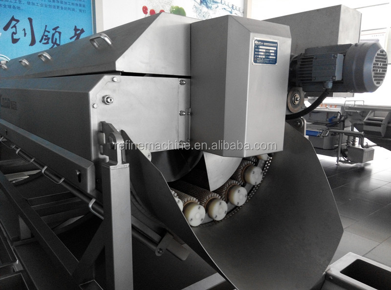Vegetable peeling machine/Potato onion processing machine