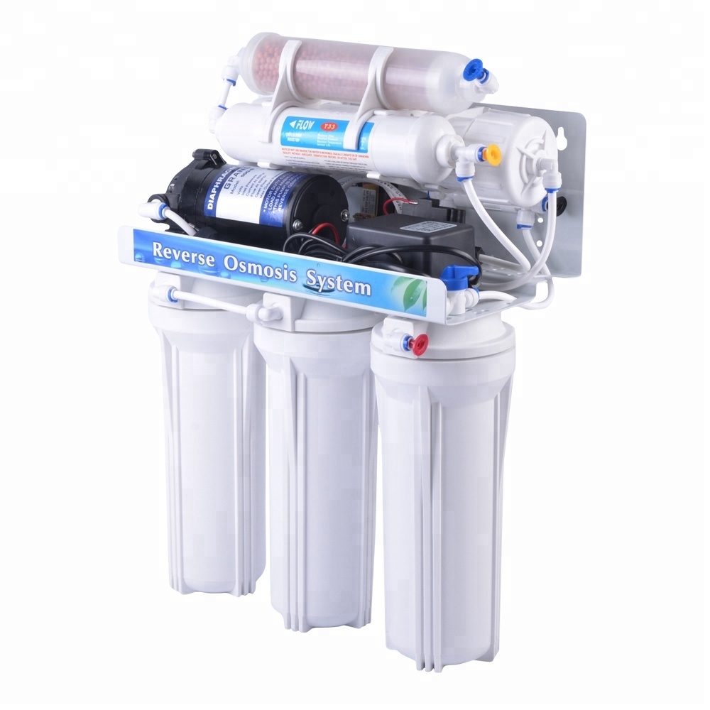 Under Sink Reverse Osmosis Water Filter <strong>System</strong>