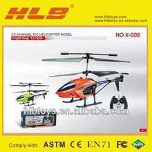 3.5CH Metal R/C helicopter Model
