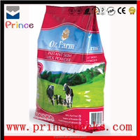 25kg full cream milk powder packing plastic bag
