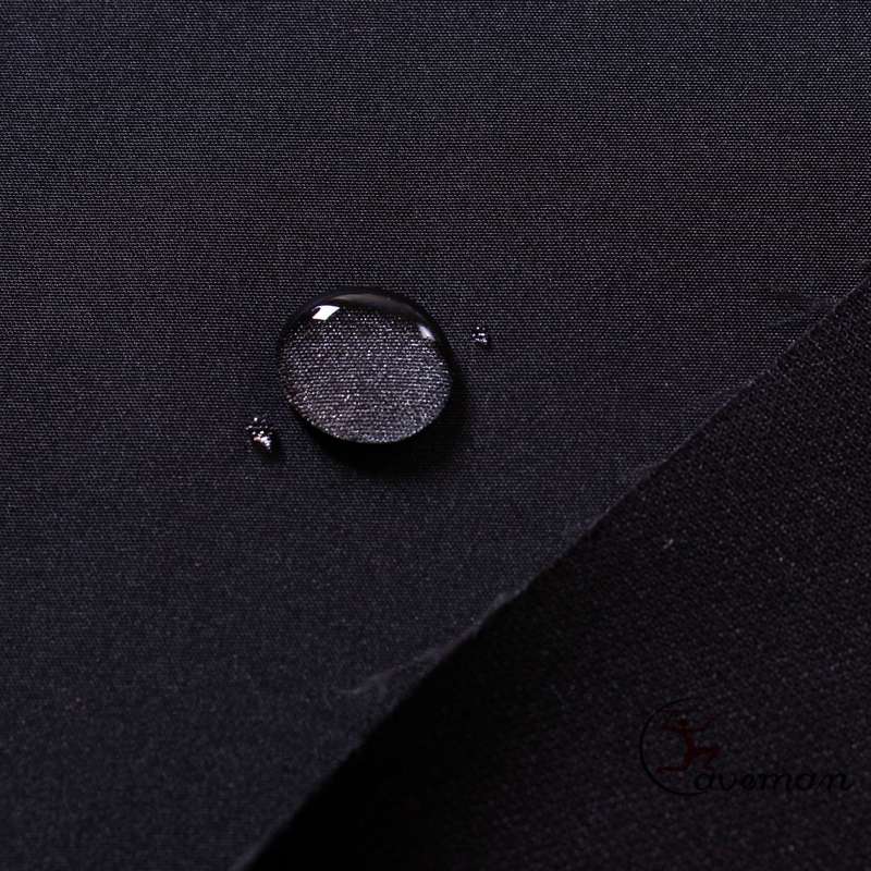 wujiang fabric company 240T polyester pongee bonded knit fabric for cold protective clothing and school uniform