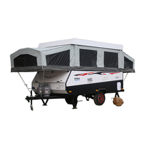 Mobile Caravan And Camping Sales With Kitchen