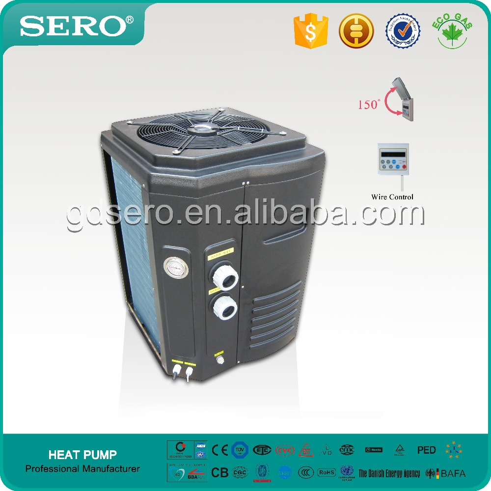 Heating & Cooling Swimming pool / Spa water heater (Heat Pump) 15KW