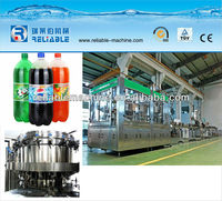 1.5 Liter Bottle Carbonated Beverage Filling Line/Processing Equipments