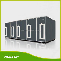 HVAC System Air Handling Unit AHU