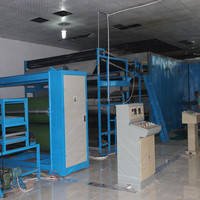 textile fabric cotton waste recycling machine ,high speed nonwoven machines,nonwoven fabric machinery making