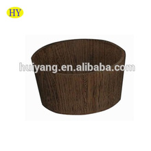 Round Shape High Quality Antique Wooden Box