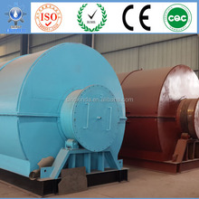 2016 50% OFF Newest CE certified waste plastic / rubber / fatlute / oil sludge recycling pyrolysis equipment