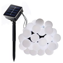 Led Christmas Solar String Lights Party Lights