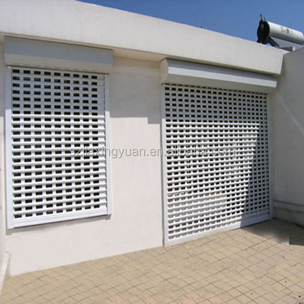 Residential roller shutter window and door china for Residential window manufacturers