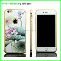 2015 hot selling high quality radiation protect cell phone aluminum case