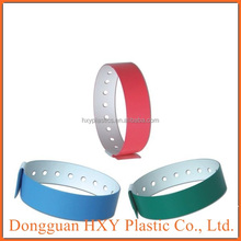 HXY Custom Event Professional Material Adult Size composite wristband, composite bracelet for activity