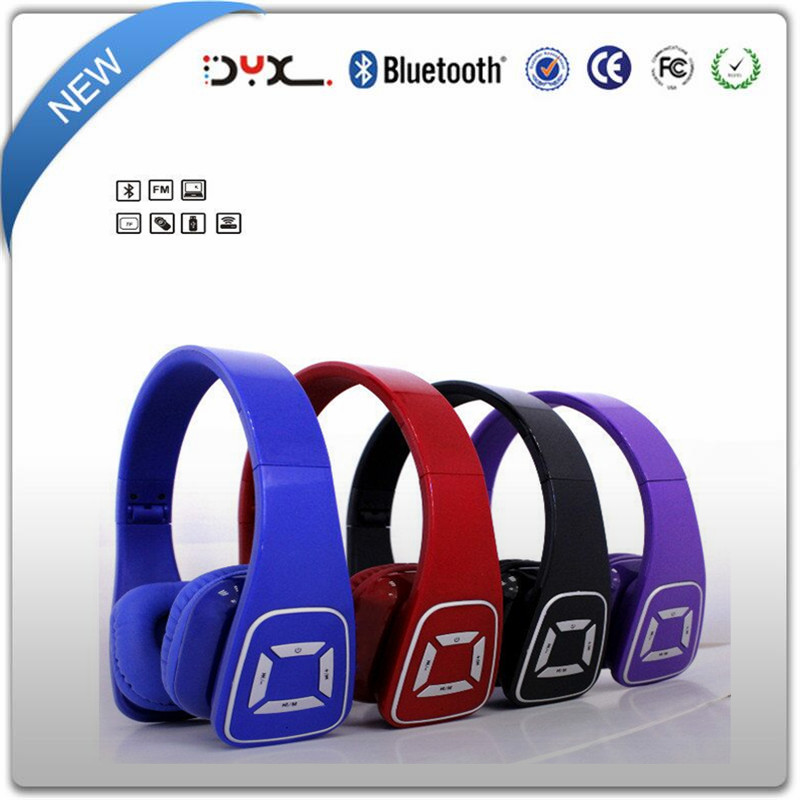 2017Popular bluetooth microphone exercise earphonefor ps3