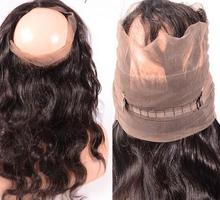 OCEANE HAIR wholesale silk base 360 lace frontal wig