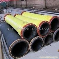 Manufacturer High pressure large diameter flexible suction water hose