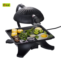 Pop sales 2015 new outdoor infrared bbq griddle Easily Cleaned