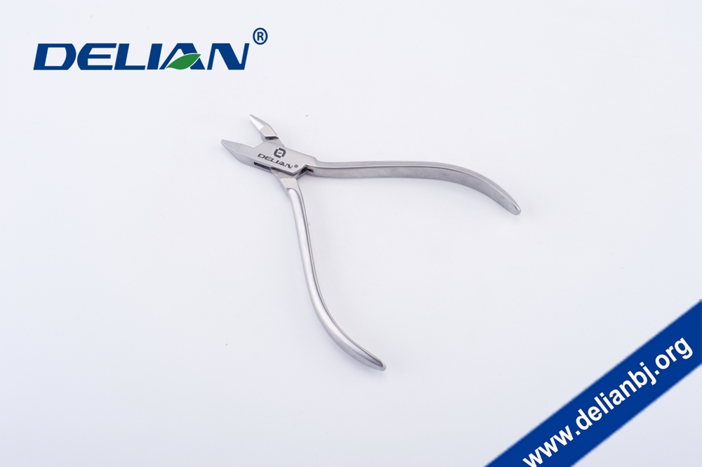 Delian Wire Bending and Loop Foming Pliers Angel Plier for Orthodontics & Prosthetics High Quality