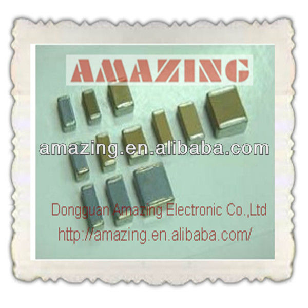 solid tantalum chip capacitors