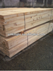 solid wood boards and wooden bars