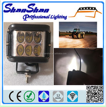 Super Bright 9LEDs Side daytime running light LED Work Light ATV UTV Tractor Offroad lights SS-3009