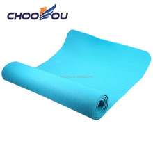 Eco friendly high quality 100% tpe yoga mat