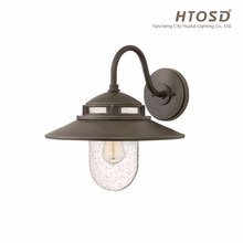 classic aluminium outdoor wall lighting waterproof lamp