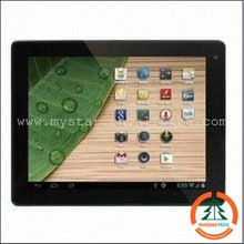 9.7inch android 4.1 tablet,3g tablet pc