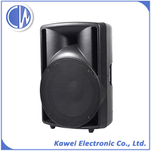 Low price PO-12A professional speaker box design sound system speaker box with 2 line XLR input