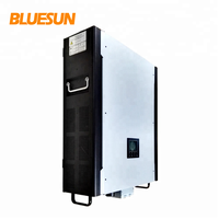 Bluesun grid hybrid power 5kw hybrid solar inverter 5000w goodwe hybrid inverter for solar system home