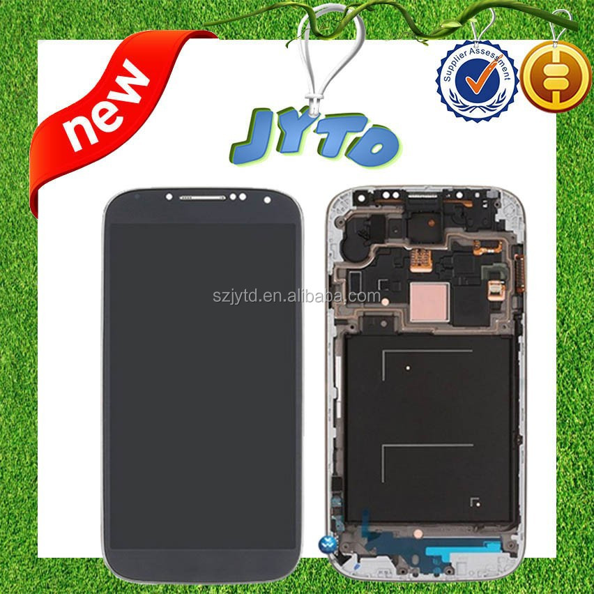 for samsung galaxy s4 lcd i9500 + touch screen digitizer assembly replacement parts