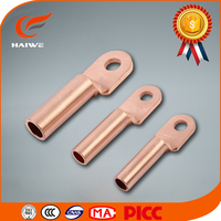 Prices of Copper / Aluminum cable lug pressed terminal lug sizes