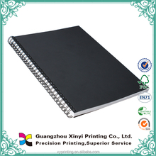 100 sheets wholesale cheap plain small loose leaf notebooks