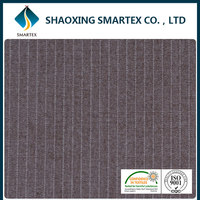polyester viscose wool Fabric manufacturer ITS certified Weave wool fabric for coat