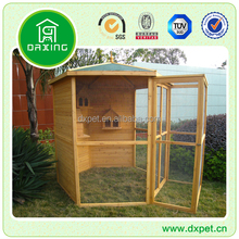 china manufacturer large wooden parrot bird cage