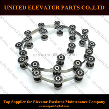 Escalator FT810 deflecting chain with 24Joints 48 bearings