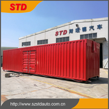 40 feet flying open side container special wing span cargo container