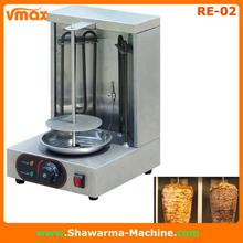 Beef Cooking Turkey stainless steel electric meat shawarma machine