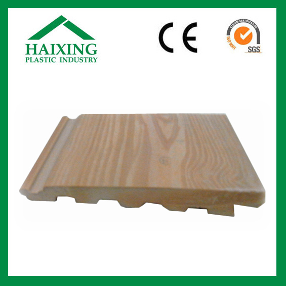 wpc railing board covering composite decks CE,SGS,ani-UV