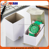 Custom high quality waterproof paper box watch/watch gift box wholesale