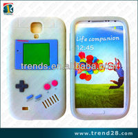 Hot selling game silicone case for samsung galaxy s4