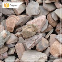 Wholesale Colored Machine Made Gravel Landscape Stone