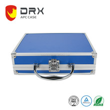Factory Professional aluminum tool case beauty box cosmetic case